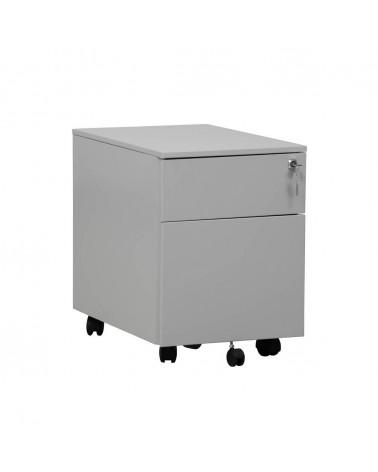 Rollcontainer Grau/Grau