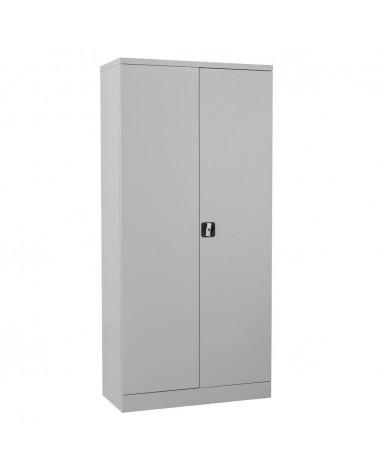 Stahlschrank Grau/Grau