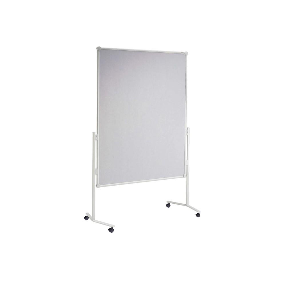 Moderationstafel Pro Grau 150 x 120 cm
