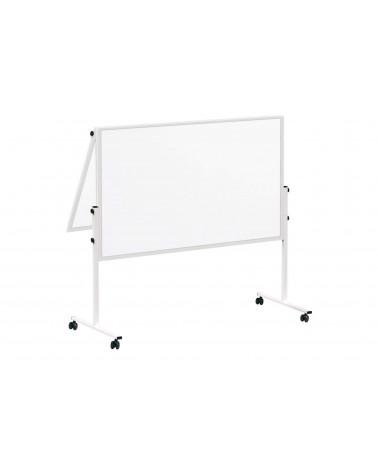 Moderationstafel Solid, Klappbar Grau 150 x 120 cm
